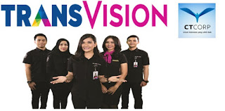 PT. Indonusa Telemedia (TRANSVISON)