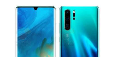 Huawei P30 Pro Phone Camera