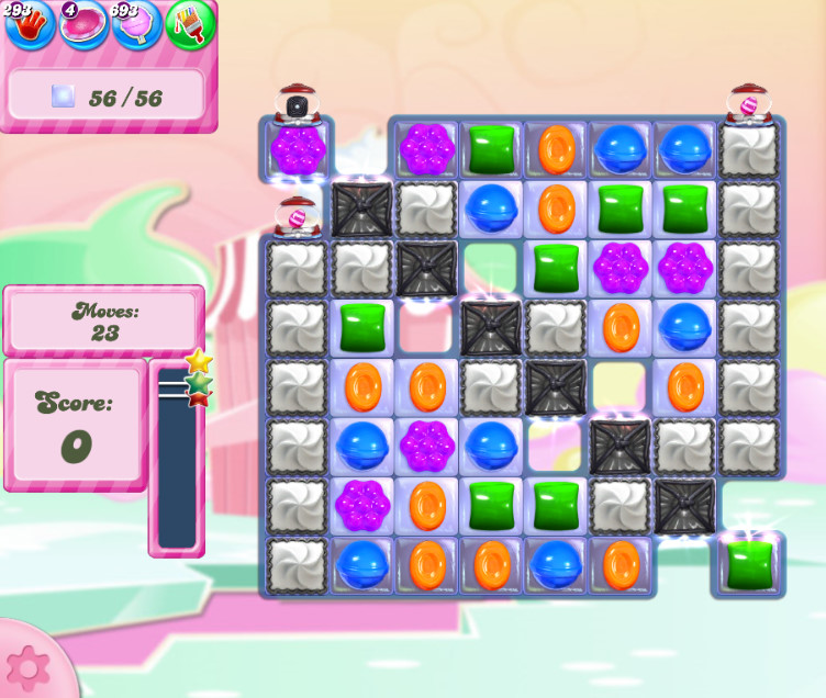 Candy Crush Saga level 2797