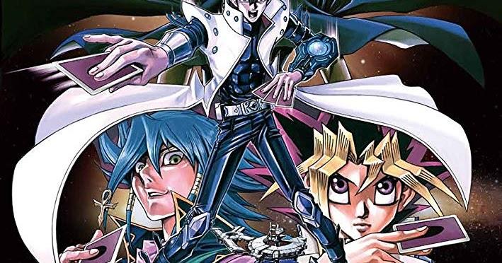 Destructor Filmes & Animes: Yu-Gi-Oh! O Lado Negro das