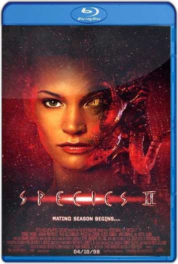 Especies II (1998) HD 1080p Latino