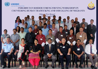 Workshop on Countering Human Trafficking and Smuggling of Migrants in Siliguri