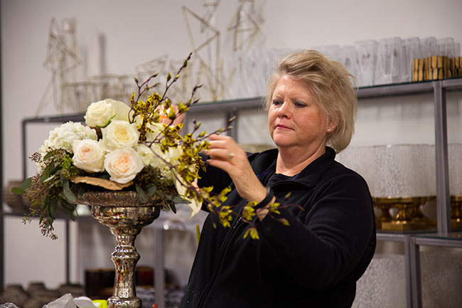 Interview with Accent Decor's Floral Director, Joyce Mason-Monheim, AIFD, AAF, PFCI, AzMF