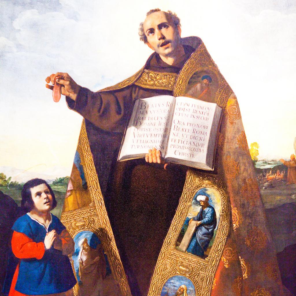 18 November, Santo Romanus dari Antiokia, Martir - Gereja Katolik Paroki  Hati Kudus Yesus Tegal