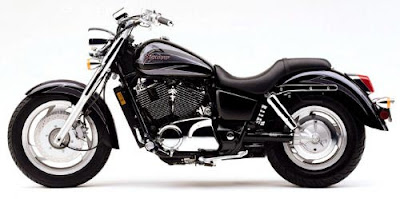 Honda Shadow VT1100 Specs