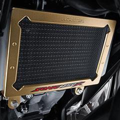 Aksesoris Honda Sonic 150R Radiator Cover