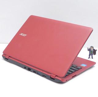 Acer Aspire ES1-131 | Intel N3050 Di Malang