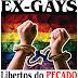 Os 13 passos para se livrar da prática homossexual