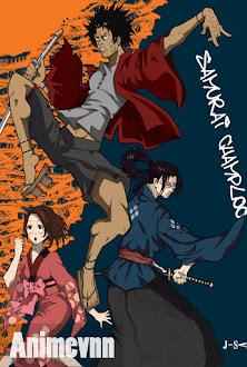 Samurai Champloo -Hiệp Sĩ Samurai -  2013 Poster