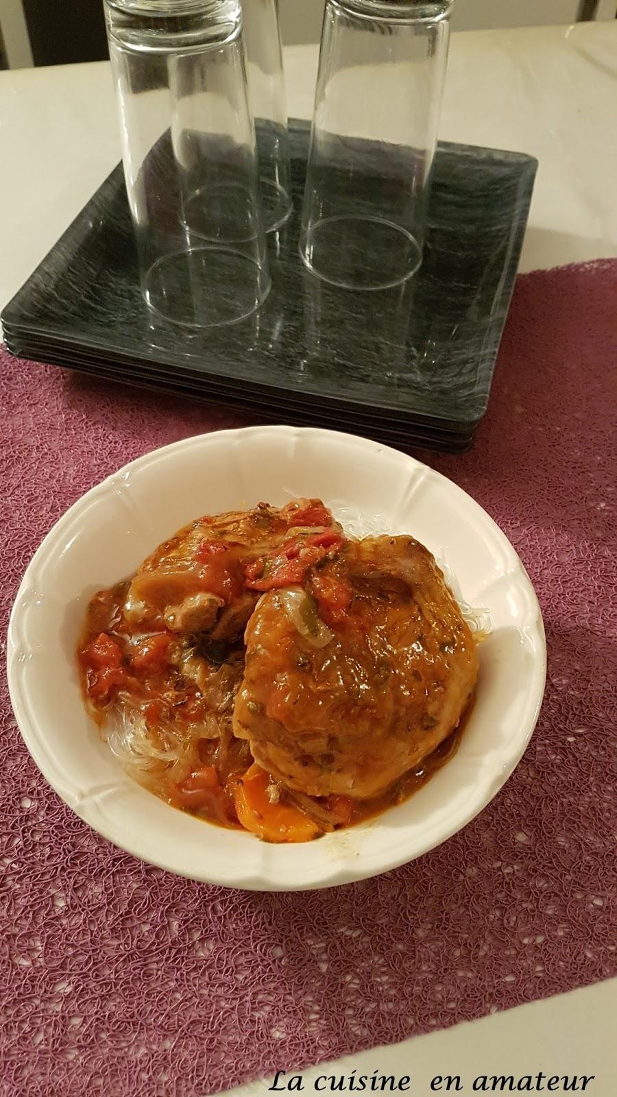 Osso bucco all g au konjac blogs de cuisine - Cuisine italienne osso bucco ...