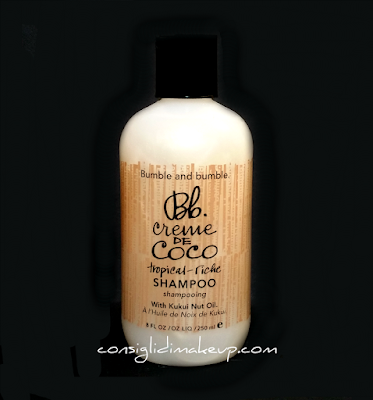 Review: Bb Creme de Coco Shampoo - Bumble and bumble.