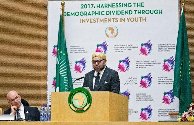 En la UA, Marruecos tuvo que tragarse su orgullo (ISS)