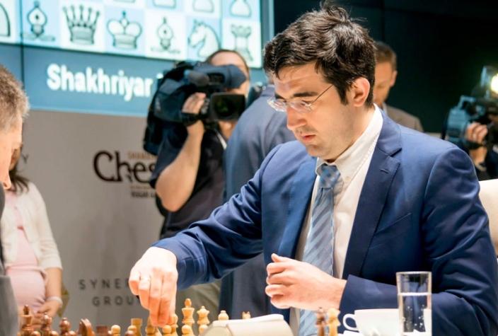 Le joueur d'échecs du mois: Vladimir Kramnik, n°2 mondial