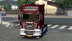 Scania R730 Holland mod v 2.0