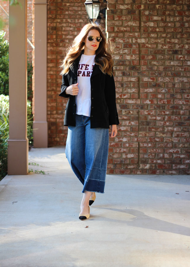 Styling Graphic Tees For Fall