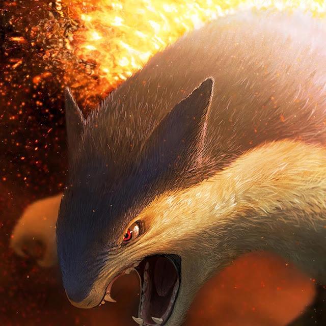 Thyplosion - Pokemon Animated Wallpaper Engine