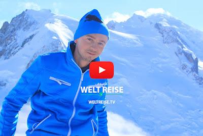 Musikvideo am Mont Blanc in Frankreich, france musicvideo, Arkadij Schell aus Bremerhaven