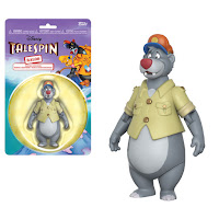 Action Figure: The Disney Afternoon Collecion Baloo