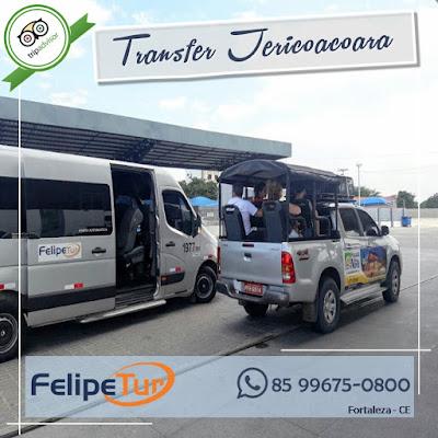 Transfer Vans Jericoacoara