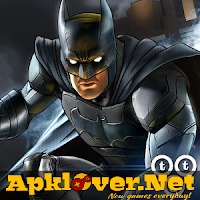 Batman: The Enemy Within MOD APK premium unlocked