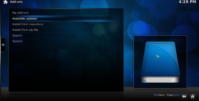 إضافة The ILLumintay لمشاهدة أفضل القنوات المشفرة على برنامج kodi xbmc
