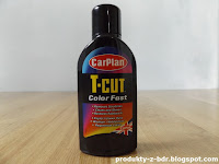 CarPlan T-Cut Color Fast Woskujący Regenerator Lakieru