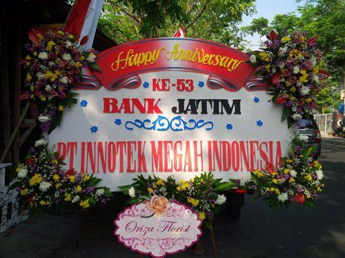 Bunga Papan Anniversary PT Innotek Megah