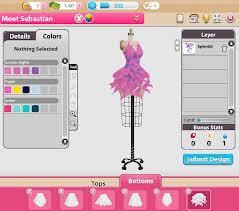 Fashion Trend Fashion Designer Game Facebook