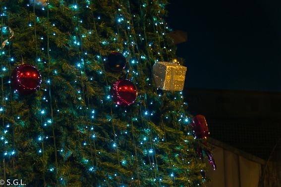 Feliz Navidad - Anden 27
