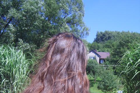 Brzydkie włosy po umyciu | Pod lupą: Pielęgnacja włosów Klaudii - czytaj dalej »
