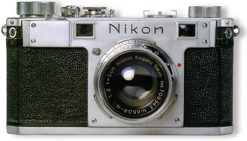 Nikon I front