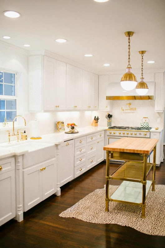 Integrating Gold Accents Into Your Home