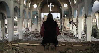 Pequena cidade cristã resiste ao terror muçulmano na Síria
