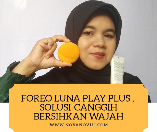 Foreo Luna play plus