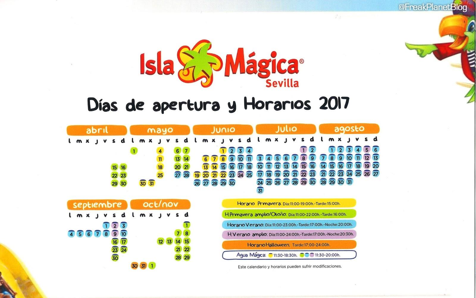 Noticias breves de parques espa oles - Isla magica ofertas 2017 ...