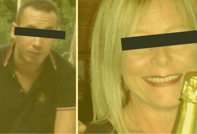 """مهاجر مغربي يتراجع عن إعترافه بقتل سيدة إيطالية لأنها"""" كانت بالنسبة له أفضل صديق """"."""