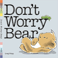 Don't worry bear book