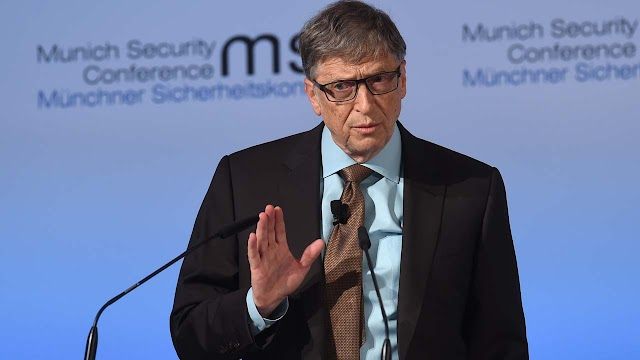 Bill Gates warns conflicts stoke risk of global pandemic