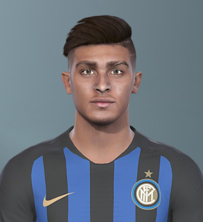 PES 2019 Faces Eddie Salcedo by Sofyan Andri