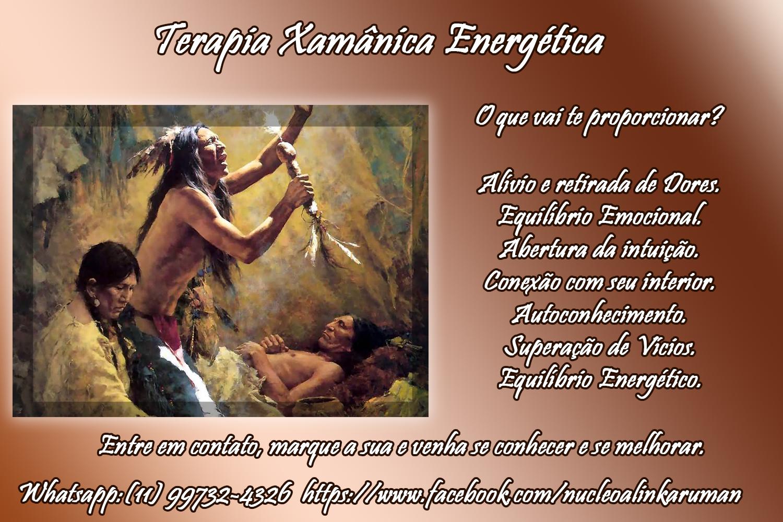 Terapia Energética Xamânica
