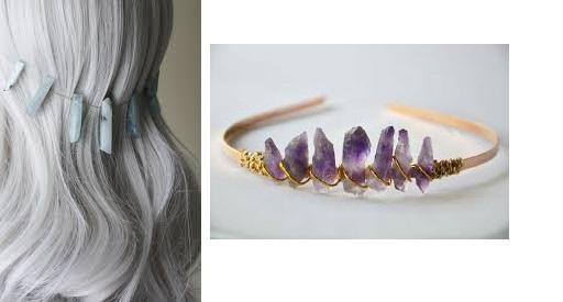La lithothérapie pour de beaux cheveux et une belle peau