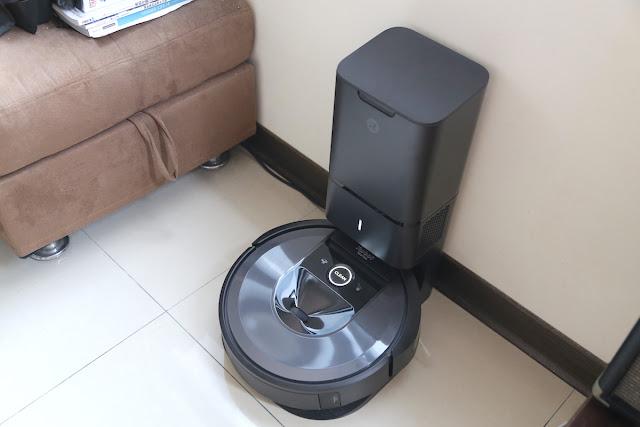 [科技] [家電] iRobot Roomba i7+:App 智慧再升級、自動集塵座免弄髒手(影音介紹)