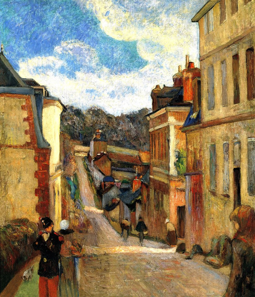 Paul Gauguin | Post-Impressionist / Symbolist painter ...