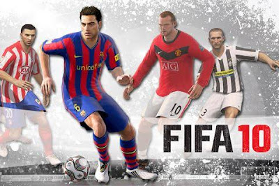FIFA 10 PSP On Android Download APK DATA | 500MB SIZE