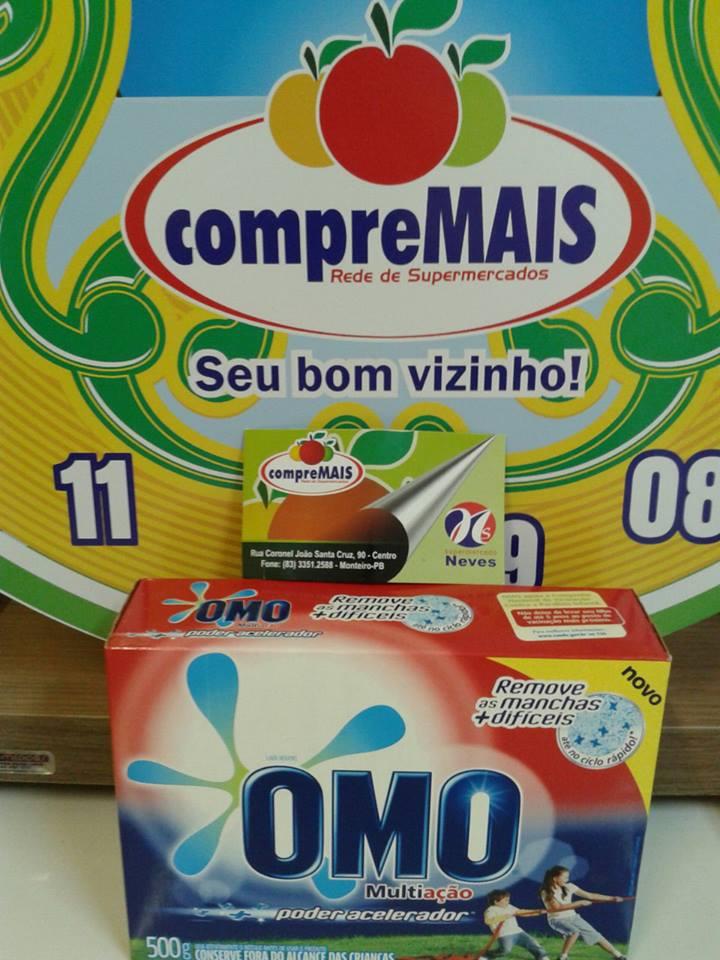 30f2defae Neves Supermercado   Rede CompreMAIS.