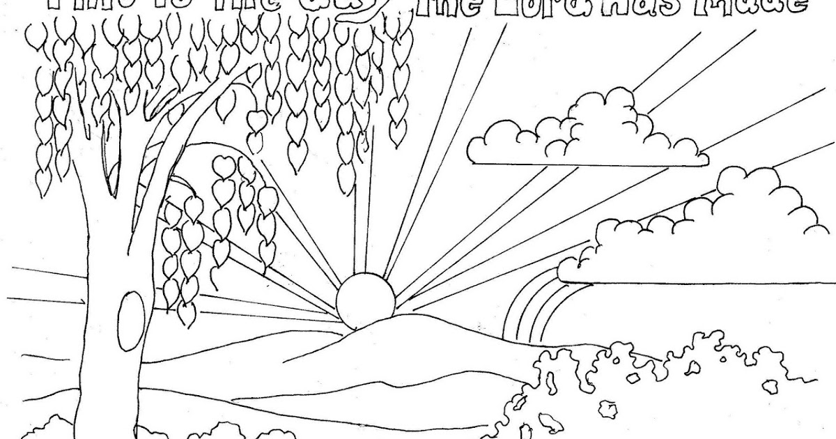 made coloring pages - photo#1