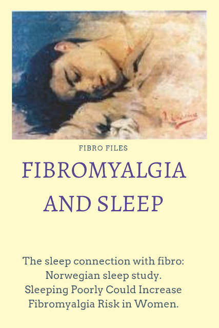 sleep and fibromyalgia