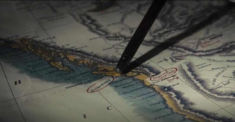 Mapa de Nutka en Taboo