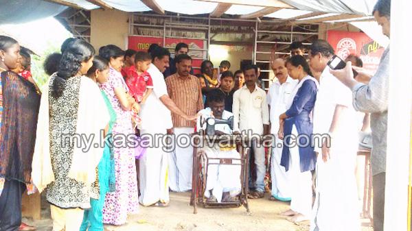 Kerala, News, Kasargod, Nileshwaram, Free churidhar stitching training started.