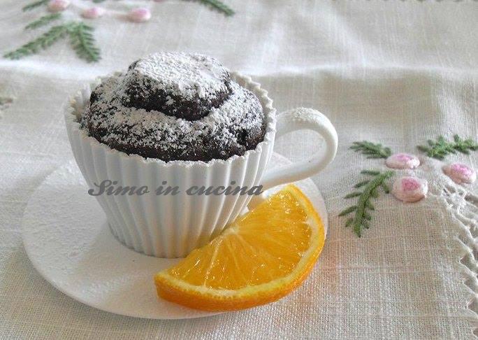 Fotografia dei Muffins alle banane e cioccolato